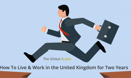 How To Live & Work in the United Kingdom for Two Years