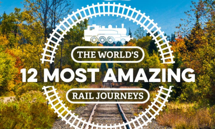 The 12 Most Scenic Train Trips In The World (Pettitt Travel Agency)